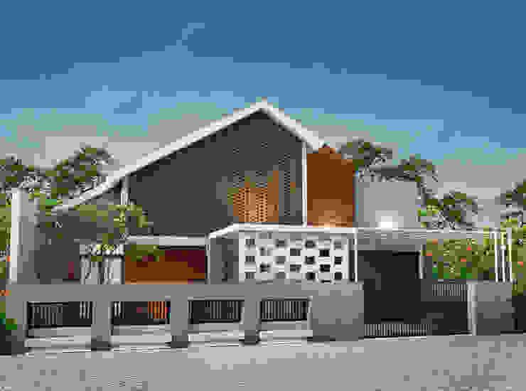 Tropis Modern Oleh zoelsitektur