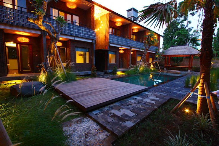 CITRUS TREE VILLAS MANGOSTEEN Oleh DDAP ARCHITECT