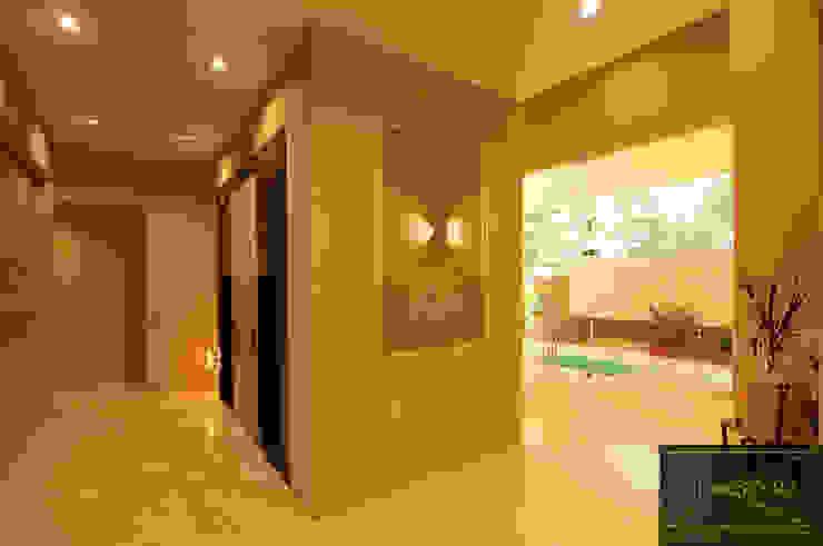Building Lobby by Karyam Designs Minimalist Marble