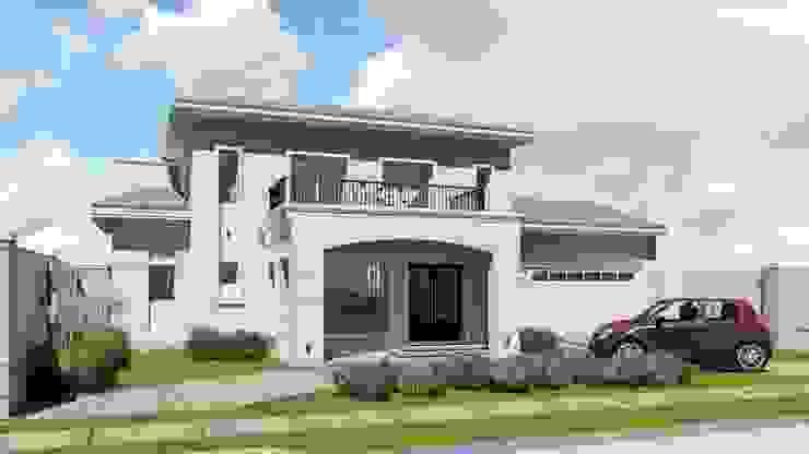 Casas  por ARBOL Arquitectos  , Clássico