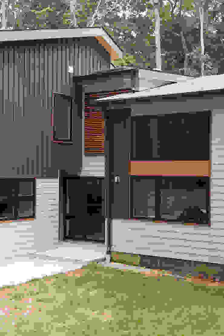 ARCHI-TEXTUAL, PLLC Casas modernas: Ideas, imágenes y decoración