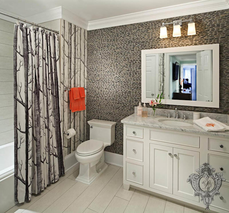 Bathroom Kellie Burke Interiors Eclectic style bathrooms