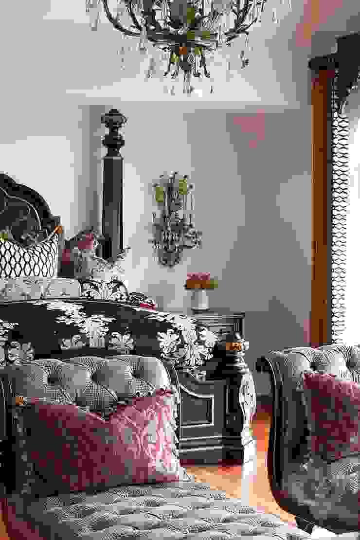 Master Bedroom Kellie Burke Interiors Classic style bedroom