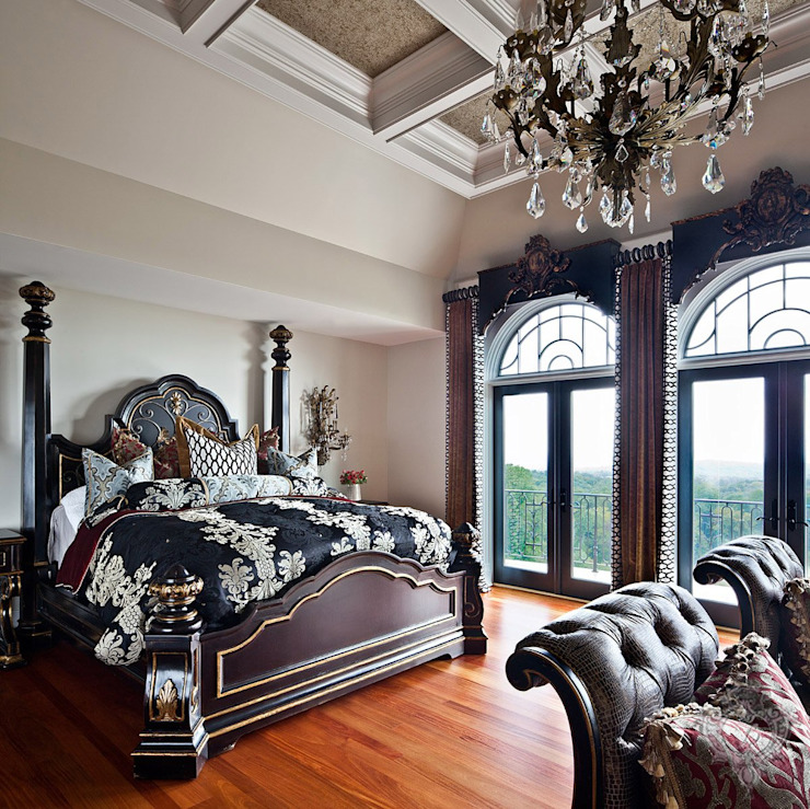 Bedroom by Kellie Burke Interiors, Classic