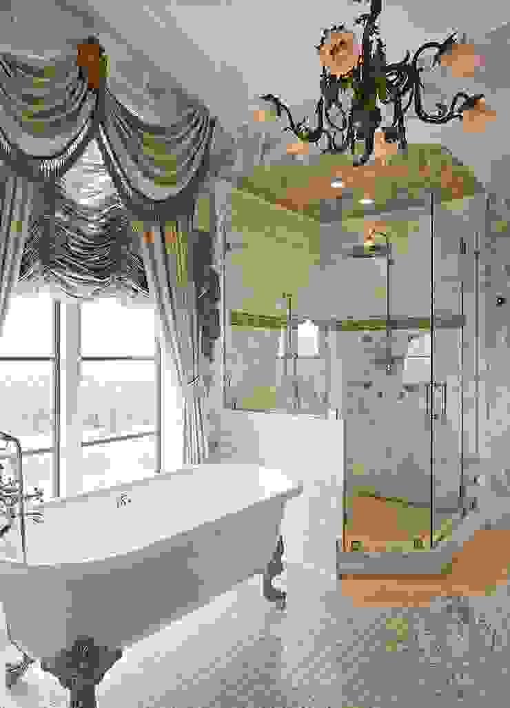 Master Bathroom Classic style bathroom by Kellie Burke Interiors Classic