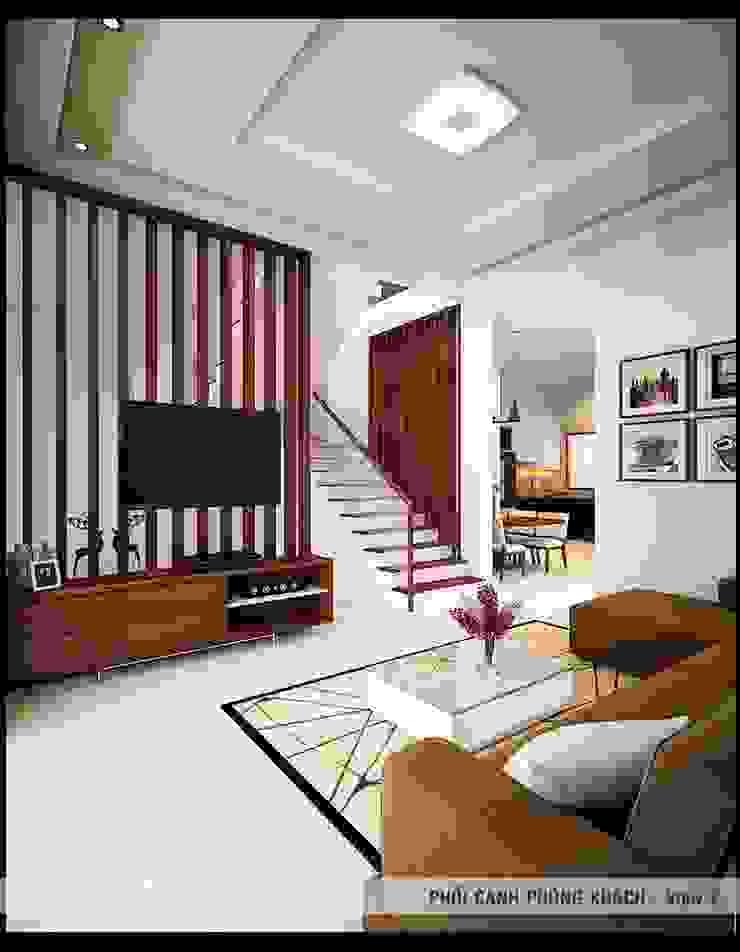 Nội thất nhà ở gia đình bởi Mét Vuông