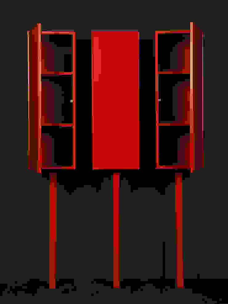 STICKS: modern  door Studio Gerard de Hoop , Modern Hout Hout