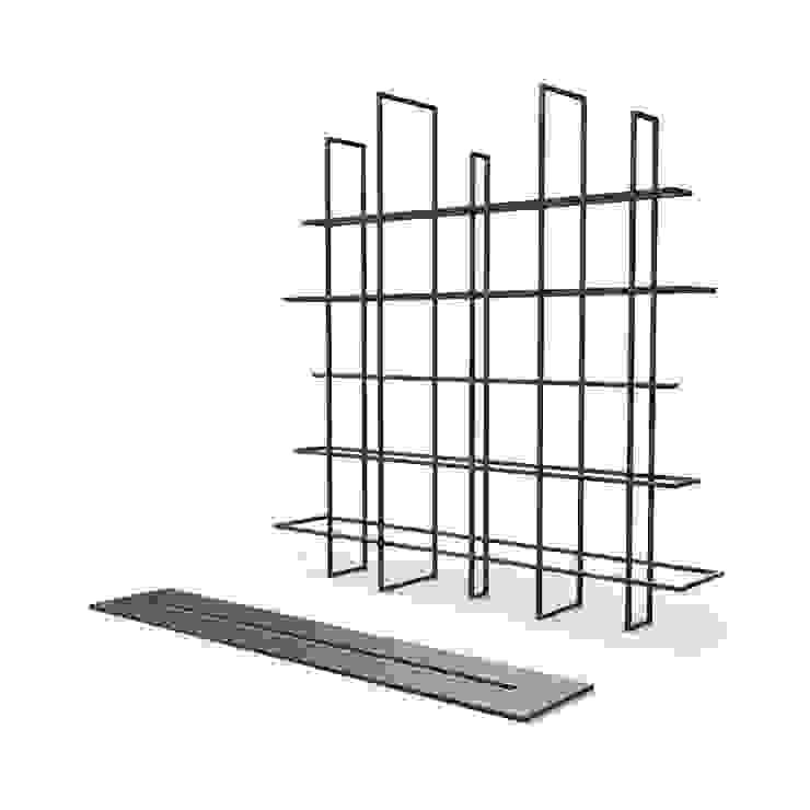 FRAMES 2.5 van Studio Gerard de Hoop Minimalistisch Metaal