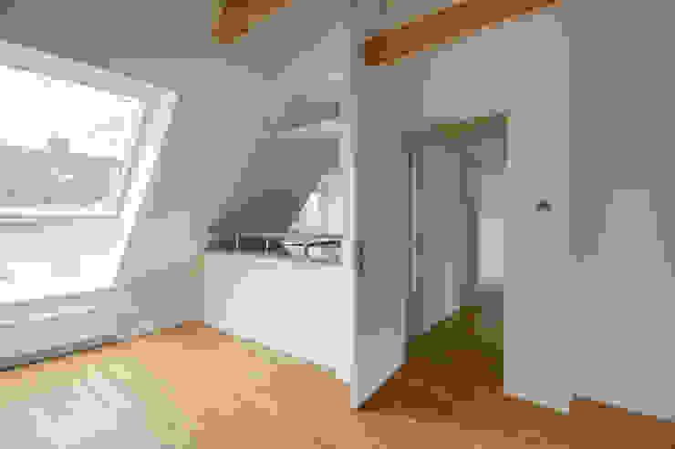 Modern living room by ANKELIETZKE Innenarchitektin Modern Wood Wood effect
