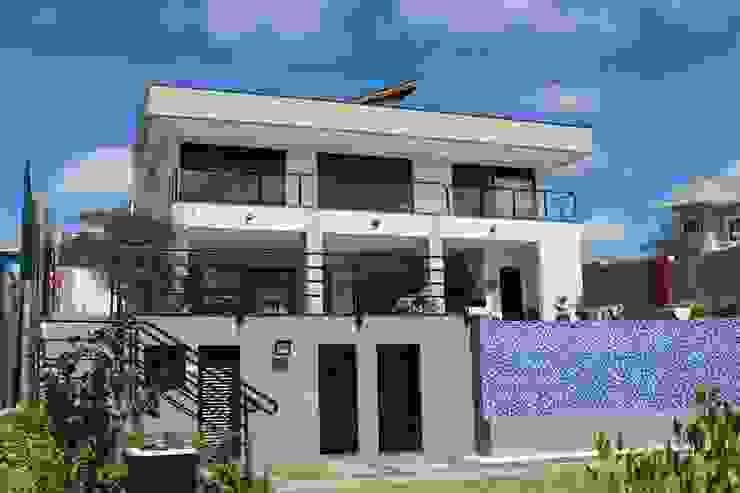 Rumah Modern Oleh Araujo Moraes Engenharia Arquitetura Modern Beton