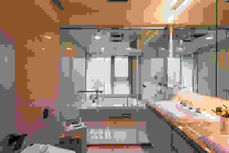 حمام تنفيذ 汎羽空間設計