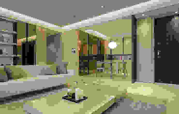 Modern dining room by 汎羽空間設計 Modern