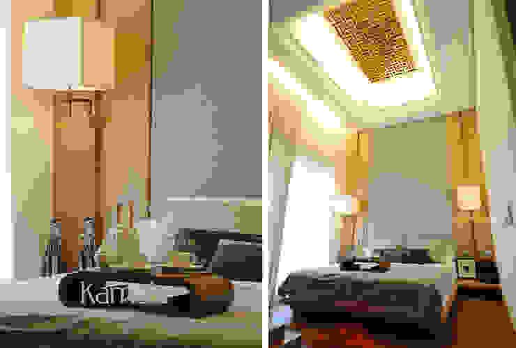 Private Residence @ Gading Serpong Kamar Tidur Tropis Oleh Kamala Interior Tropis