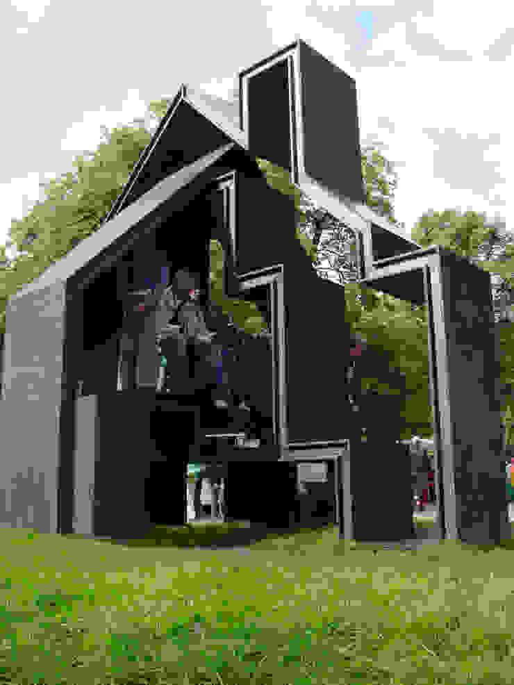 Folly Noorderzon Moderne evenementenlocaties van Huting & De Hoop Modern