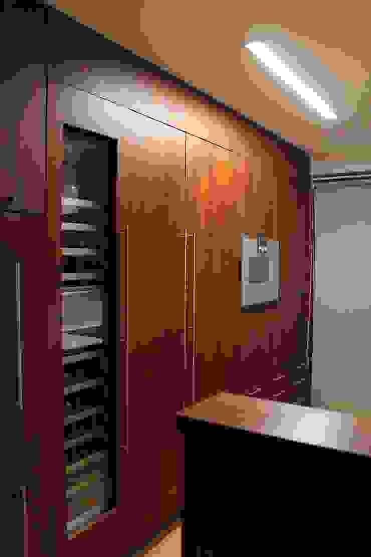 de コト Moderno Madera Acabado en madera
