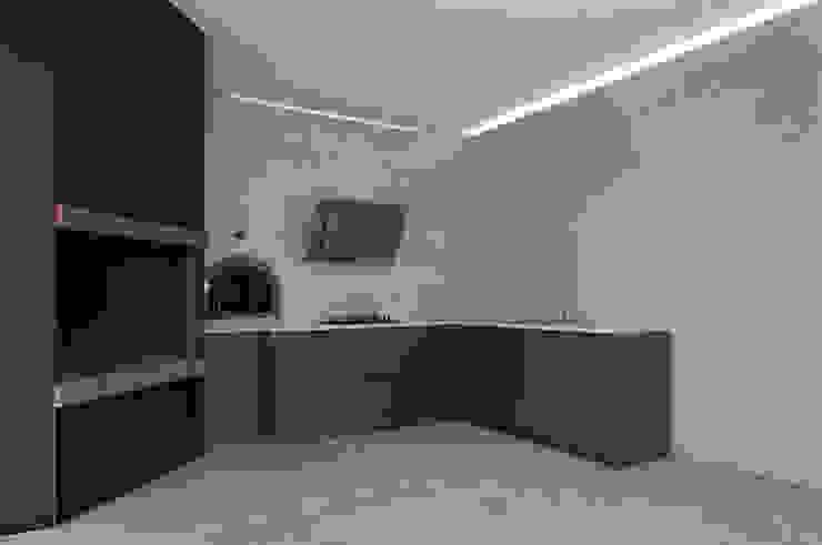 Cozinhas modernas por Raul Garcia Studio Moderno