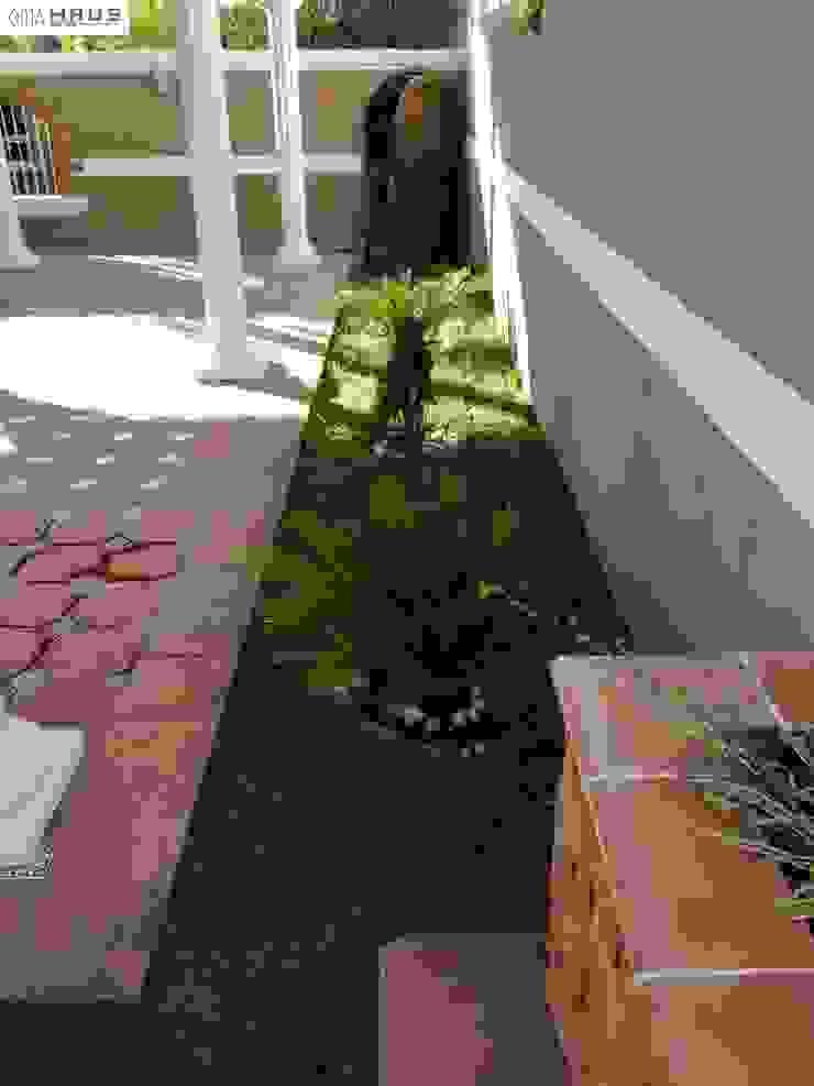 Área verde OmaHaus Arquitectos Jardines rústicos