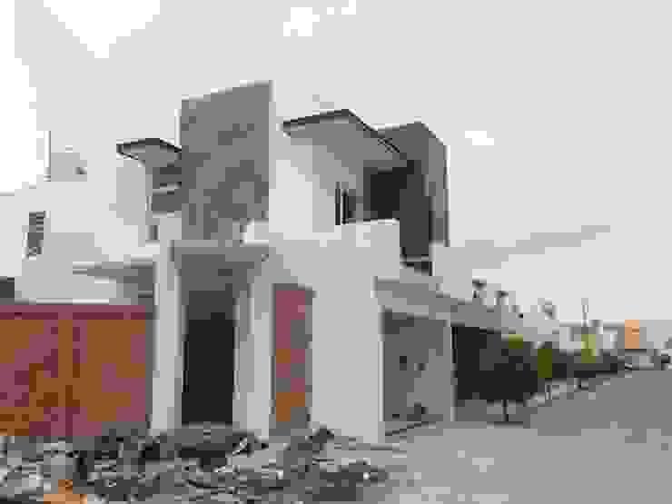 Casas de estilo  por Arquitectura-Construcciòn Godwin, Moderno