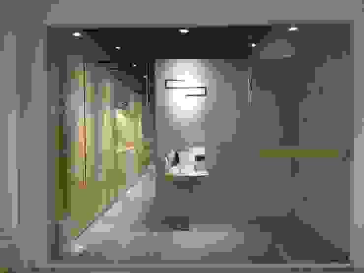 Lighting Design Kantor & Toko Modern Oleh FerryGunawanDesigns Modern