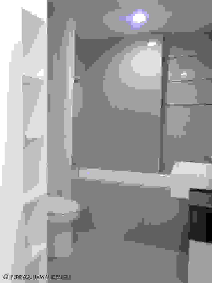 Service Apartment Hotel Minimalis Oleh FerryGunawanDesigns Minimalis