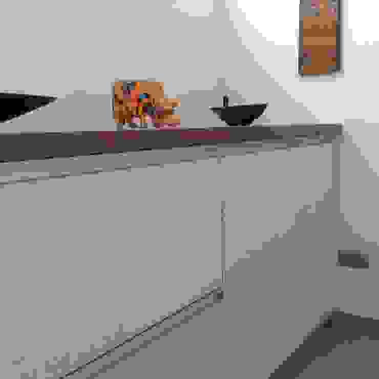 Remodelación Cocina y Cuarto Servicio de Alicia Ibáñez Interior Design