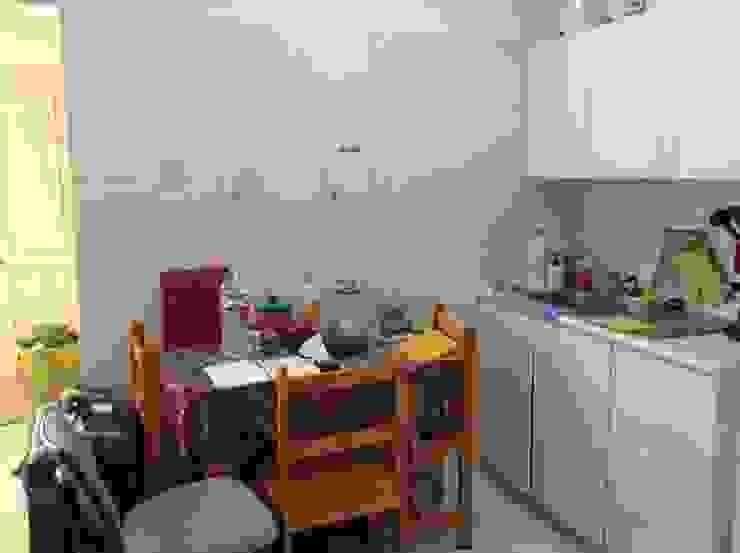 Remodelación Cocina de Alicia Ibáñez Interior Design
