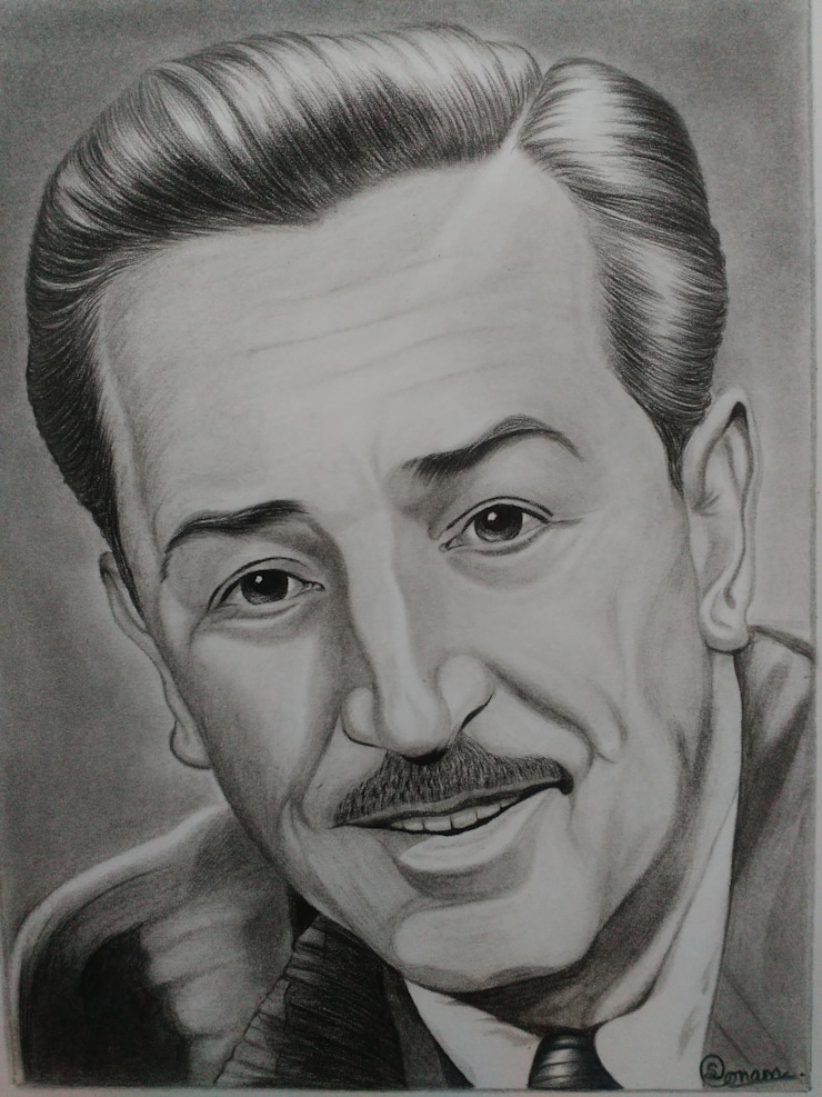 Walt Disney: asian  by Indian Art Ideas,Asian