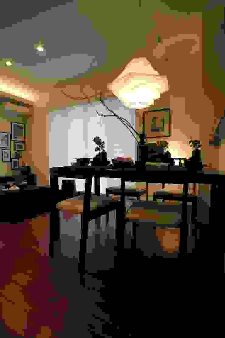 コト Dining roomLighting Wood White