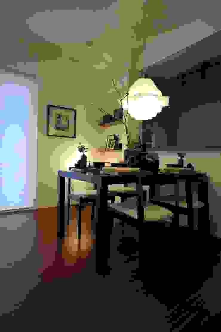 コト ห้องทานข้าวโต๊ะ ไม้ Black