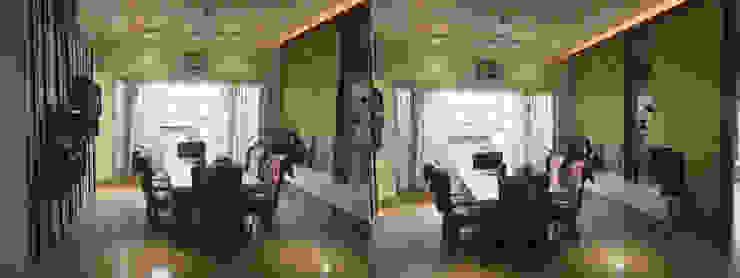 KIRTI BHAWAN APT Designs Modern dining room