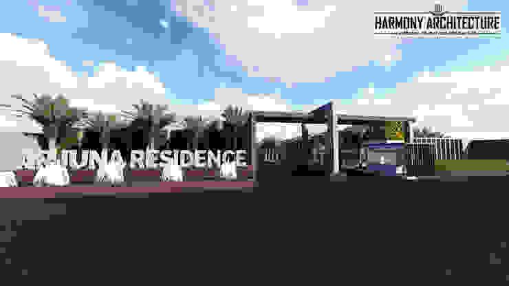 Perumahan Arjuna Residence Rumah Modern Oleh Harmony Architecture Modern Batu Bata