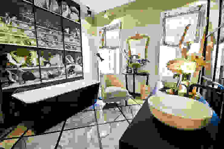 El baño de Erico Navazo equipado por la cerámica sanitaria de Villeroy & Boch se alza con dos premios en Casa Decor 2017 Villeroy & Boch Baños de estilo moderno