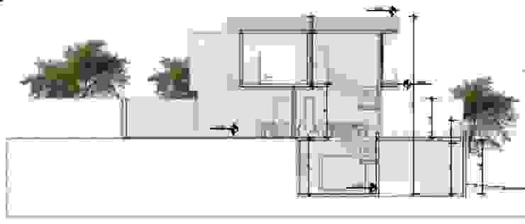 adnssouza arquitetura e interiores Casas modernas