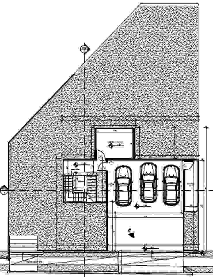 Maisons modernes par adnssouza arquitetura e interiores Moderne