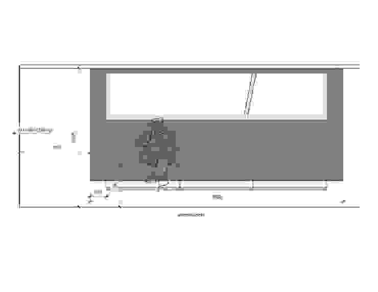 Lounge bank en tafels voor de Academie van Bouwkunst in Groningen. Moderne mediakamers van Huting & De Hoop Modern