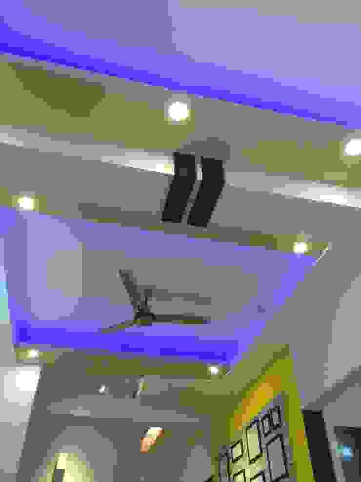 false ceiling: modern  by Pee Cee Interiors,Modern
