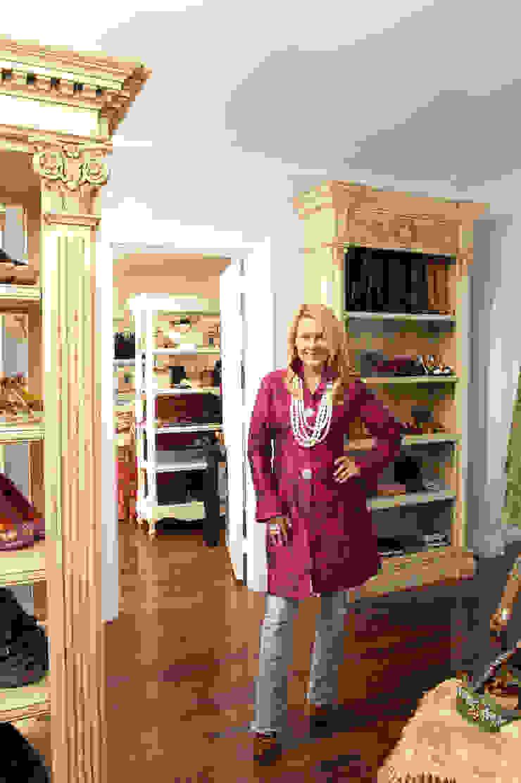 Walk In Closet Kellie Burke Interiors 更衣室