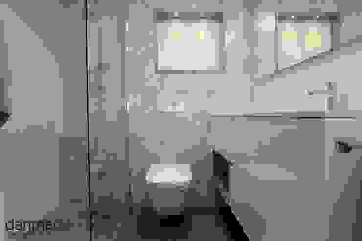 Baño Principal Baños de estilo escandinavo de Danma Design Escandinavo Cerámico