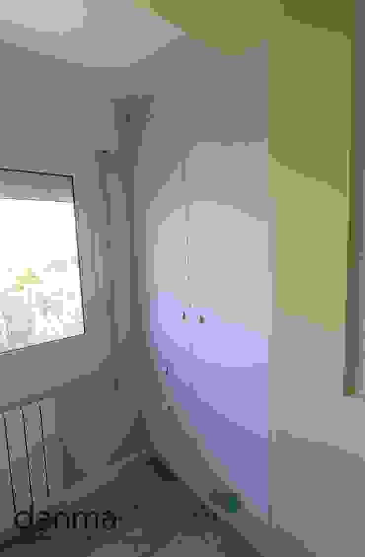 Apartamento Nórdico Dormitorios infantiles de estilo escandinavo de Danma Design Escandinavo