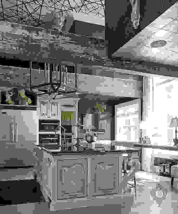 Kitchen Island Kellie Burke Interiors 廚房