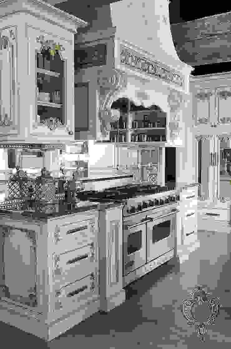 Kitchen Cabinetry Kellie Burke Interiors 廚房