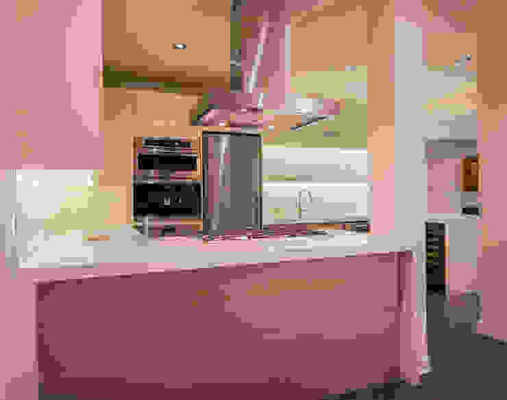 McLean Transitional Modern Kitchen by FORMA Design Inc. Modern