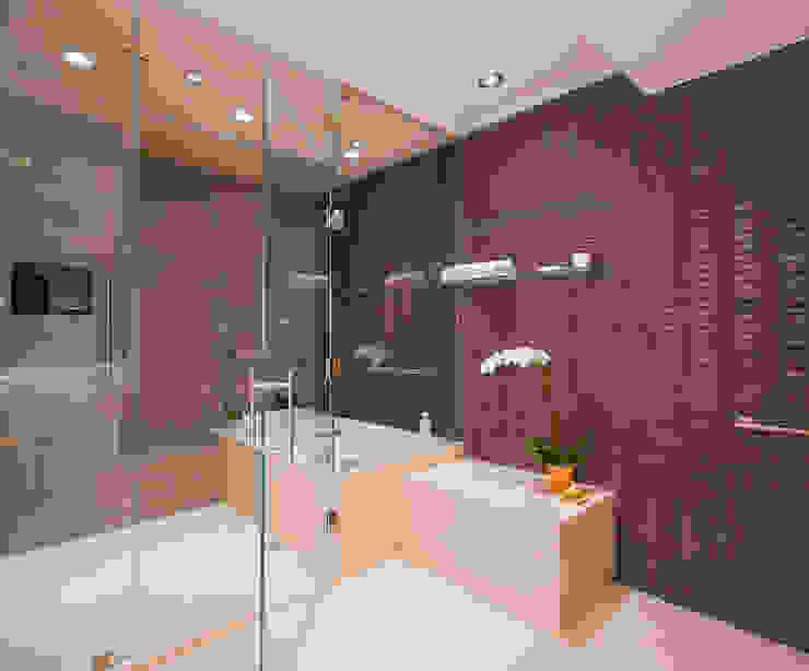 FORMA Design Inc. Baños de estilo moderno