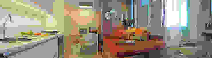 Mini Loft Quartos modernos por Daniela Sumida Arquitetura Moderno MDF