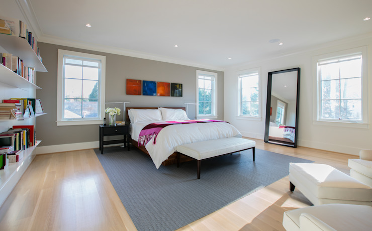 Bethesda Modern Modern Bedroom by FORMA Design Inc. Modern
