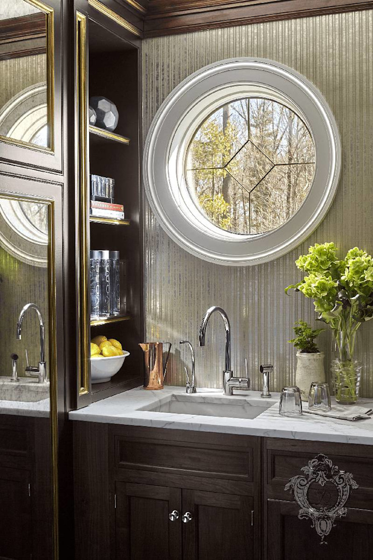 Butler's Pantry by Kellie Burke Interiors Classic