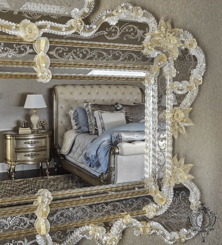 Master Bedroom Details Classic style bedroom by Kellie Burke Interiors Classic