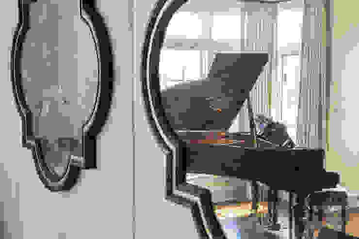 Sunroom Kellie Burke Interiors Living room