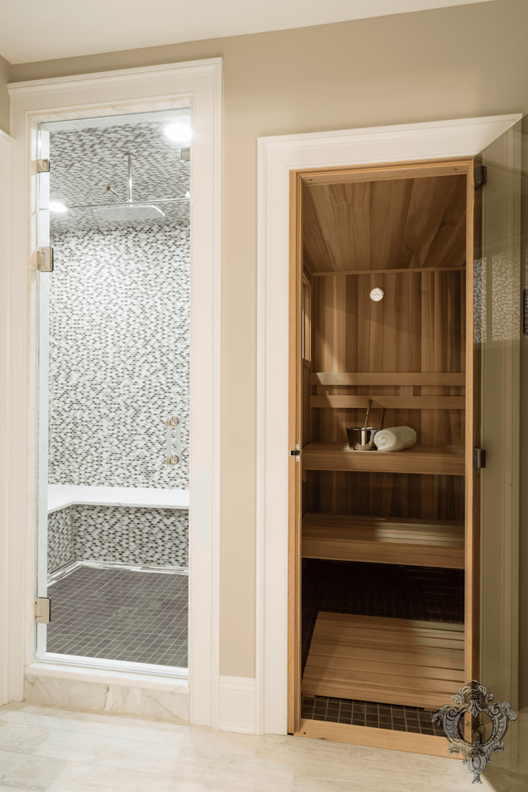 Spa Bathroom Kellie Burke Interiors Classic style bathroom