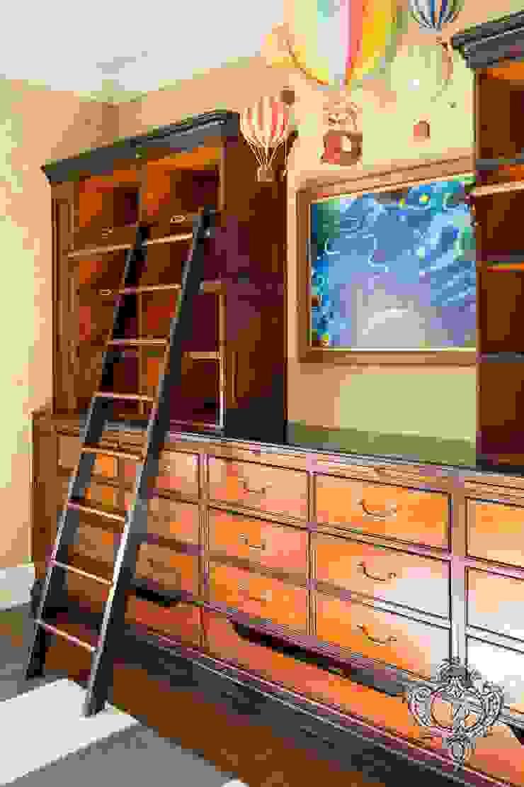 Kid's Room Kellie Burke Interiors Nursery/kid's room